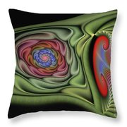 Soft Glamore Throw Pillow