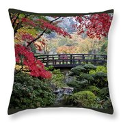 Soft Morning Light Throw Pillow