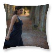 Soft Movement Throw Pillow
