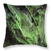 Soften The Moment Throw Pillow