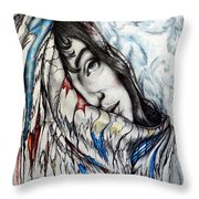 Softly Wrapped Throw Pillow