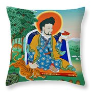 Sogpo Lhapal Throw Pillow