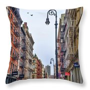 Soho Throw Pillow