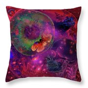You And I Throw Pillow by Joseph Mosley