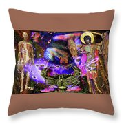 Solarlife Emotion Throw Pillow