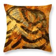 Solomon - Tile Throw Pillow