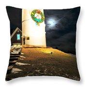 Solstice Light Throw Pillow