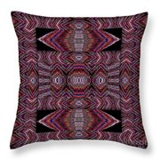 Some Color 45 Throw Pillow