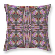 Some Color 47 Throw Pillow