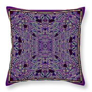 Some Color 88 Throw Pillow