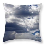 Some Days Are Full Of Some Days Throw Pillow