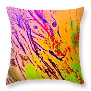Some From The Red Team  Throw Pillow