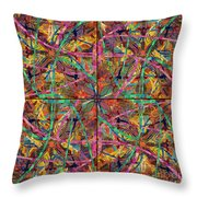 Some Harmonies And Tones 11 Throw Pillow