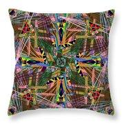 Some Harmonies And Tones 12 Throw Pillow