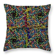 Some Harmonies And Tones 15 Throw Pillow