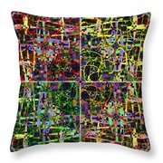 Some Harmonies And Tones 17 Throw Pillow
