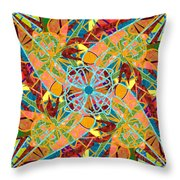 Some Harmonies And Tones 49 Throw Pillow