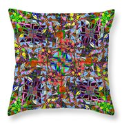 Some Harmonies And Tones 58 Throw Pillow