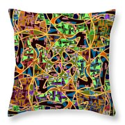 Some Harmonies And Tones 59 Throw Pillow