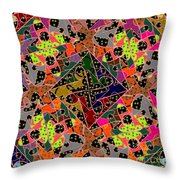 Some Harmonies And Tones 60 Throw Pillow