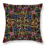 Some Harmonies And Tones 84 Throw Pillow