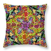 Some Harmonies And Tones 85 Throw Pillow