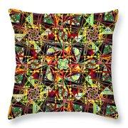 Some Harmonies And Tones 88 Throw Pillow
