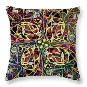 Some Harmonies And Tones 89 Throw Pillow
