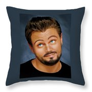 Some Like It Hot Throw Pillow