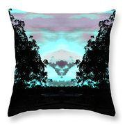 Somebody's Watching You-2 Throw Pillow