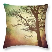 Somedays Throw Pillow