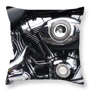Something About It.... Throw Pillow