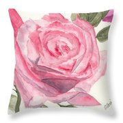 Something Real Throw Pillow