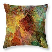 Something Sweet And Spicy Throw Pillow