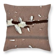 Something There Throw Pillow