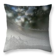 ''sometimes In Winter.....'' No.9, Tue--15jan2013 Throw Pillow