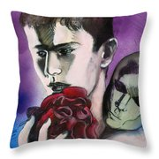Sometimes Your Eyes Throw Pillow