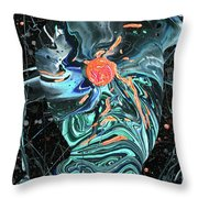 Somewhere In The Back Of My Mind, I Remember Throw Pillow