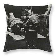 Son Of Frankinstein 1939 Throw Pillow