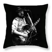 Son Of The South Throw Pillow