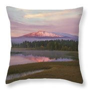 Sonfjaellet Throw Pillow