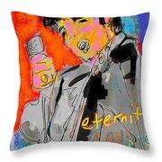 Song Redux Fot T-shirt Throw Pillow