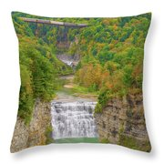 Songs Of The Earth Throw Pillow