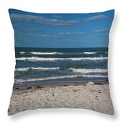 Songstress Throw Pillow