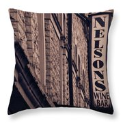 Sons Throw Pillow