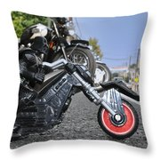 Sons Of The Sith Throw Pillow