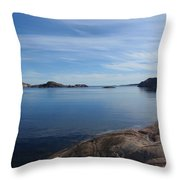 Soon Afternoon Throw Pillow