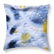 Soot And Sunshine Throw Pillow