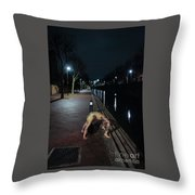 Sophie2 Throw Pillow