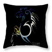Soquili  Throw Pillow